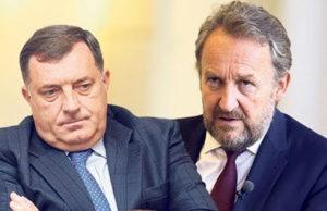 Bakir Izetbegovic - Milorad Dodik