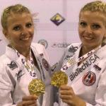 Bećirović-Schwestern gewinnen WM-Gold in Kolumbien