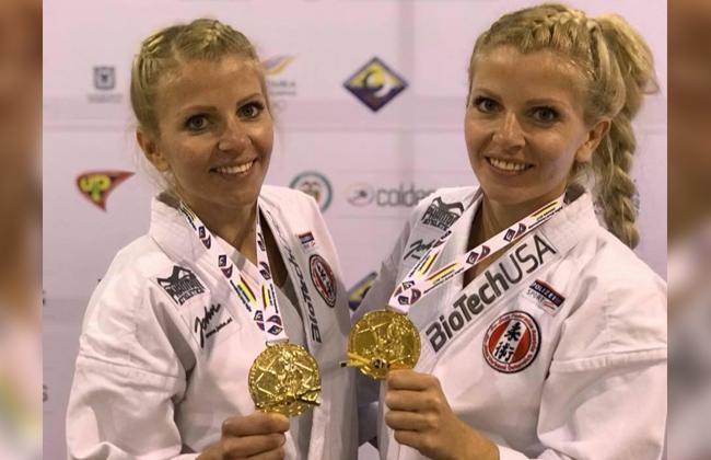 Becirovic Gold WM 2017