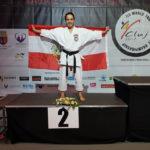 Lela Petrović gewinnt Silber für Österreich (FOTOS)