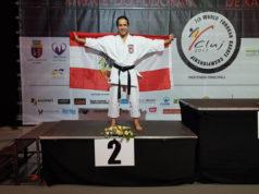Lela Petrovic Karate-Silber 4