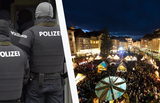 Graz: 25-Jähriger wegen Terrorverdachts festgenommen