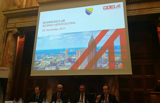 Businessclub BiH in Wien 1