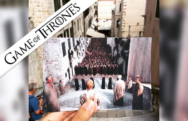 Game of Thrones Kulissen Kroatien
