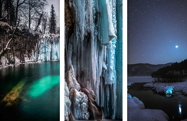 Plitvicer Seen - Winterwunderland