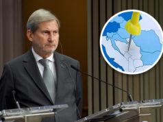 Hahn Balkan EU-Beitritt 2025
