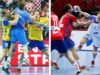 Handball EM Kroatien Schweden Serbien Island