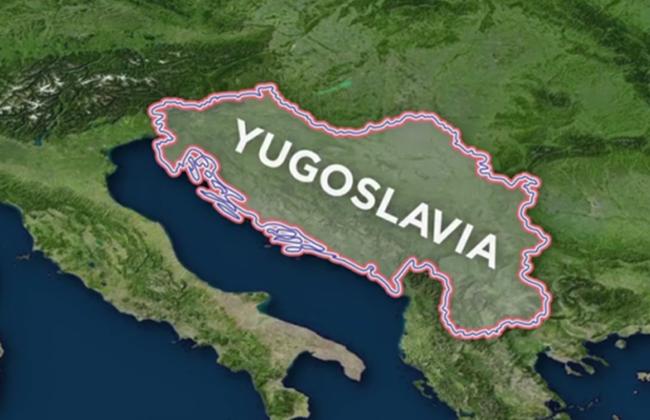 Jugoslawien nach Wiedervereinigung