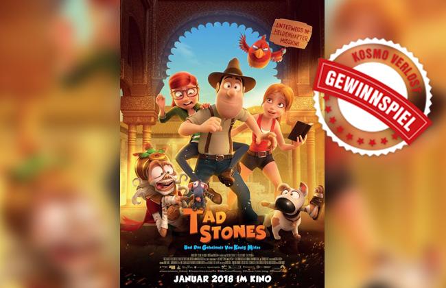 Tad Stones - Gewinnspiel
