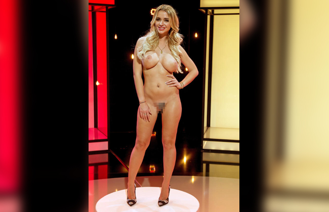 Cathy lugner naked