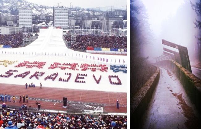 Winterspiele Sarajevo heute