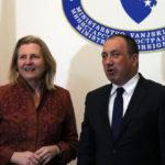 """Kneissl in Bosnien-Herzegowina: """"Weitere Reformen müssen umgesetzt werden"""""""
