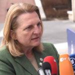 Österreichische Außenministerin Kneissl reist nach Sarajevo – Treffen mit Großmufti geplant