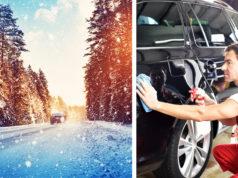 Autoservice nach Winter
