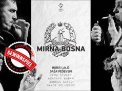Gewinnspiel Mirna Bosna