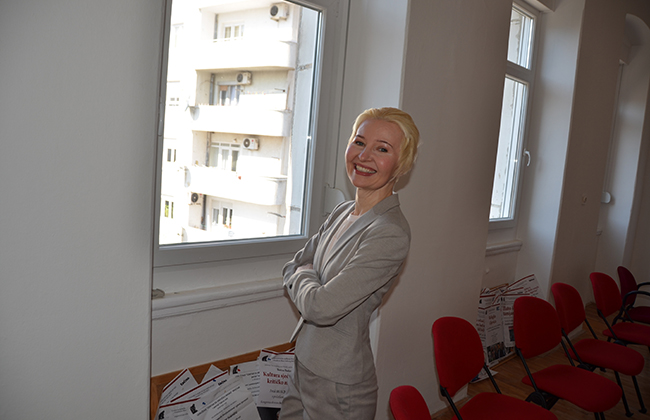 Interview Snjezana Kordic