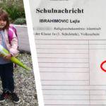 Lejla und ihre Mutter haben im Kampf gegen Nicht-Beurteilung Recht bekommen!