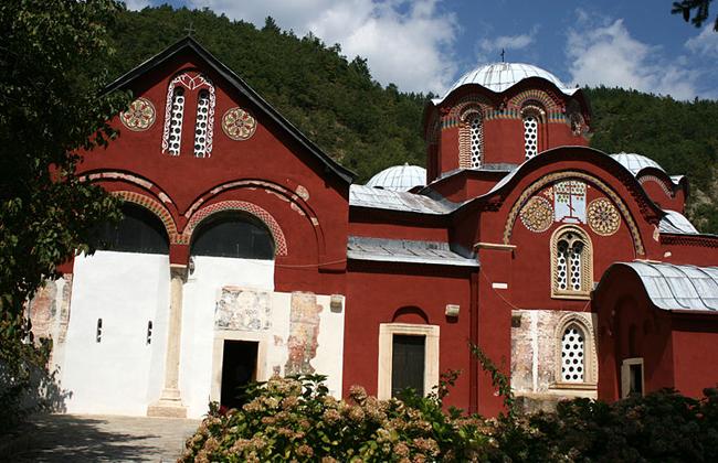 Patriarchenkloster von Pec - Kosovo