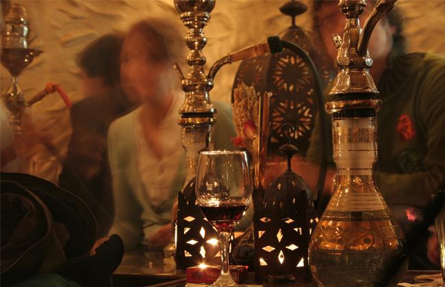 Shisha Bar Kohlenmonoxid