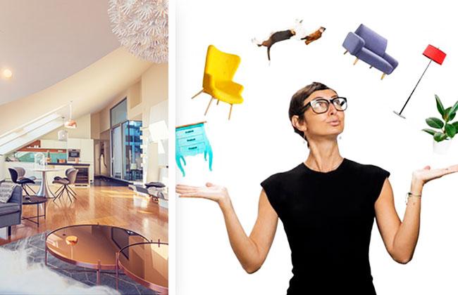 Home Staging So Werden Wohnungen Heute Verkauft Kosmo