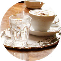 Kaffeeklassiker-Melange
