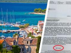 Forderungen Kroatien