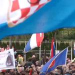 Widerstand gegen Ustascha-Treffen in Bleiburg
