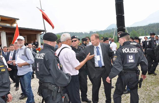 Andjelko-Bosancic-Verhaftung-Bleiburg