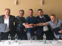 Jugoslawien-gemeinsame-Boxliga