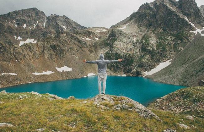 Karatschai See