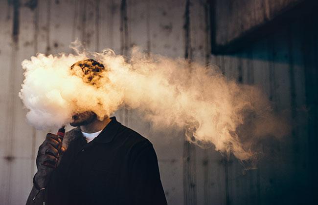 Explodierende E-Zigarette führte zum Tod