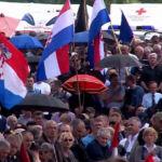Europarat ist alarmiert über Vormarsch Rechtsextremer und Neofaschisten in Kroatien