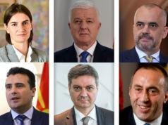 Premierminister-Balkan