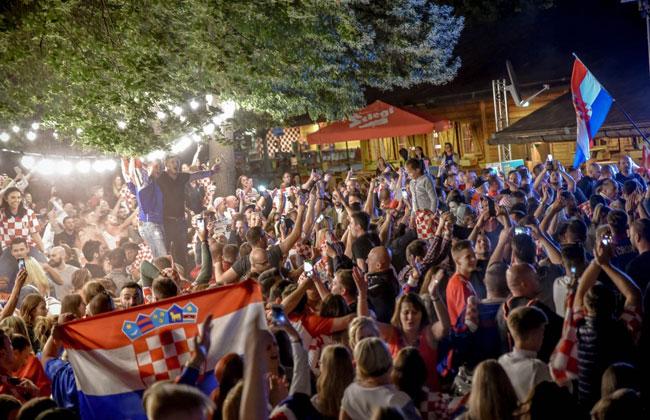 Kroatische-Fans