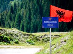 Albanisch-kosovarische-Grenze-Abschaffung