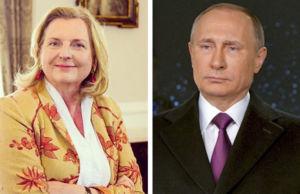 Kneissl-Hochzeit-Putin