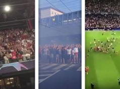 Roter-Stern-Fans-Salzburg-und-Belgrad