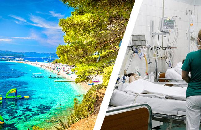 Italien Obere Adria Karte.Todliches Virus Erreicht Mittelmeer Mehr Als 100 Infizierte