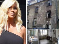 Jelena-Karleusa-Krankenhaus-Belgrad