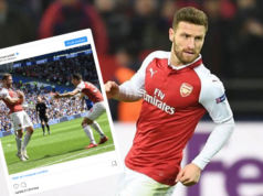 Mustafi-Doppeladler-Albanien-FC-Arsenal