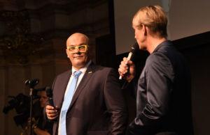 Ossi Matic und Dominic Heinzl