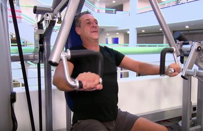 Strache-Workout