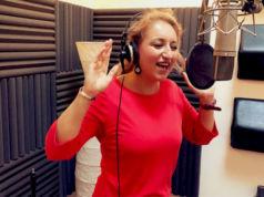 Sängerin Mari A