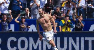 500. Tor Zlatan Ibrahimovic