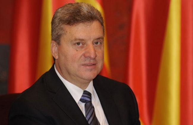 Mazedonien Djordje Iwanow