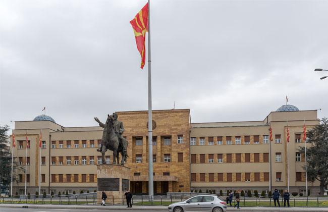 Mazedonien Referendum