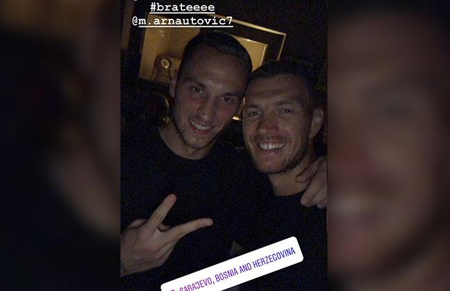 Edin und Marko