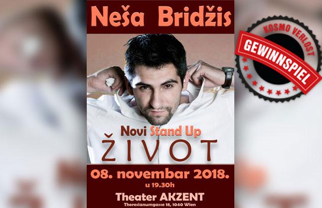 Neša Bridžis Gewinnspiel