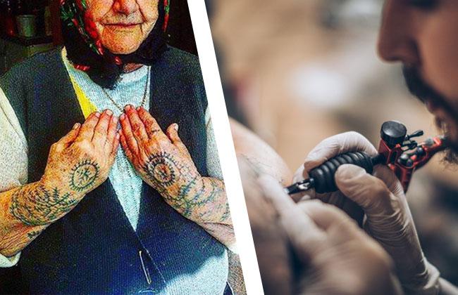 Sicanje-Traditionelle-Kroatische-Tattoos
