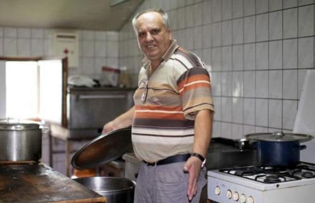 Bosnien Flüchtlinge Asim Latic